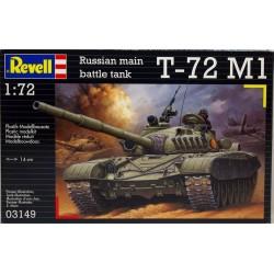 Revell - 03149 - Model do Sklejania - Skala 1:72 - Czołg Radziecki - T-72 M1