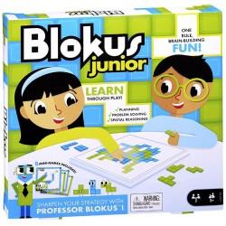 Mattel Gra Strategiczna BLOKUS JUNIOR GKF59