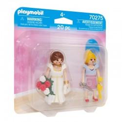 PLAYMOBIL Duo Pack 70275 KSIĘŻNICZKA I KRAWCOWA