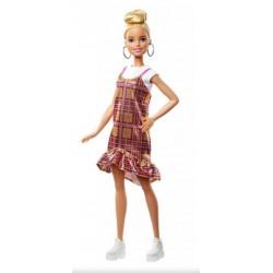 MATTEL Lalka Barbie Fashionistas LALKA NR 142 GHW56