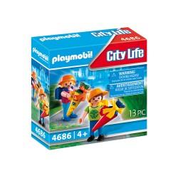 PLAYMOBIL 4686 SPECIAL PLUS Pierwszoklasiści
