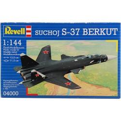 Revell - 04000 - Model do Sklejania - Skala 1:144 - Samolot Rosyjski - SUCHOJ S-37 BERKUT