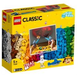 LEGO CLASSIC 11009 KLOCKI I ŚWIATŁA