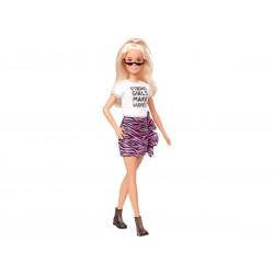 MATTEL Lalka Barbie Fashionistas LALKA NR 148 GHW62