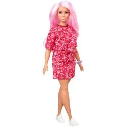 MATTEL Lalka Barbie Fashionistas LALKA NR 151 GHW65