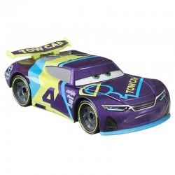 Mattel CARS AUTA Samochodzik Metalowy J.D. MCPILLAR GCC54