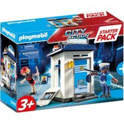 PLAYMOBIL City Action 70498 Starter Pack POLICJA