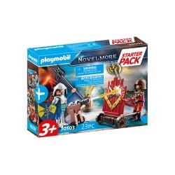 PLAYMOBIL Novelmore 70503 Starter Pack NOVELMORE Zestaw Dodatkowy
