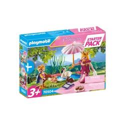 PLAYMOBIL Princess 70504 Starter Pack KSIĘŻNICZKA Zestaw Dodatkowy