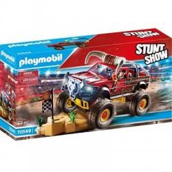 PLAYMOBIL 70549 STUNTSHOW Monster Truck Rogacz