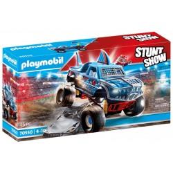 PLAYMOBIL 70550 STUNTSHOW Monster Truck Rekin