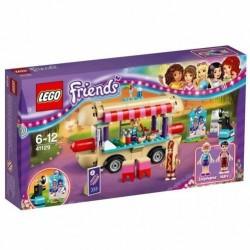 LEGO FRIENDS 41129 Furgonetka z Hot-Dogami w Parku Rozrywki NOWOŚĆ 2016