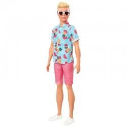 MATTEL Lalka Barbie STYLOWY KEN Fashionistas Nr 152 GYB04