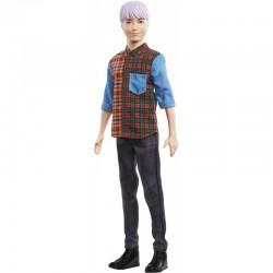 MATTEL Lalka Barbie STYLOWY KEN Fashionistas Nr 154 GBY05