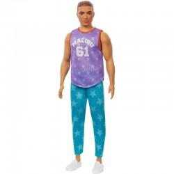 MATTEL Lalka Barbie STYLOWY KEN Fashionistas Nr 164 GRB89