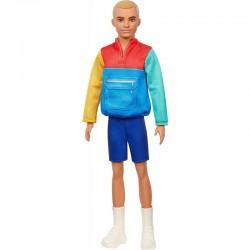 MATTEL Lalka Barbie STYLOWY KEN Fashionistas Nr 163 GRB88
