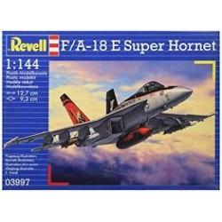 Revell - 03997 - Model do Sklejania - Skala 1:144 - Samolot Amerykański - F/A-18 E SUPER HORNET