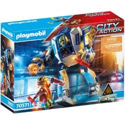 PLAYMOBIL 70571 City Action POLICYJNY ROBOT AKCJA SPECJALNA