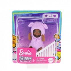 MATTEL Barbie Skipper Opiekunka Laleczka Bobas w Przebraniu Owieczki GRP04