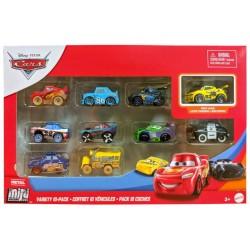 Mattel CARS AUTA Mini Racers ZESATW 10 AUTEK GKG70