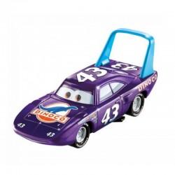 Mattel CARS AUTA Samochodzik Zmieniający Kolor Color Changers STRIP WEATHERS THE KING GTM40