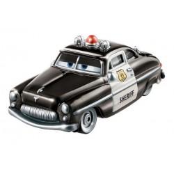 Mattel CARS AUTA Zmieniający Kolor Color Changers SHERIFF SZERYF GTM39