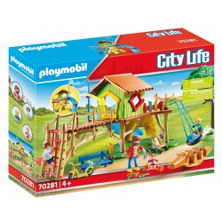PLAYMOBIL City Life 70281 PLAC ZABAW