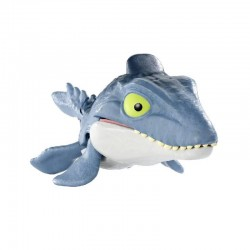 Mattel JURASSIC WORLD Mini Figurka Ruchomy Dinozaur MOZAZAUR GJR06