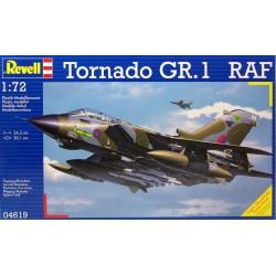 Revell - 04619 - Model do Sklejania - Skala 1:72 - Samolot - TORNADO GR.1 RAF