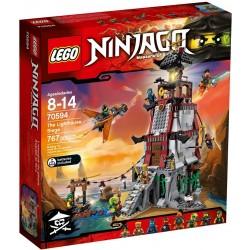 LEGO NINJAGO 70594 Bitwa o Latarnię NOWOŚĆ 2016