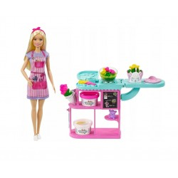 MATTEL Barbie KWIACIARNIA GTN58
