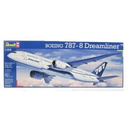 Revell - 04261 - Model do Sklejania - Skala 1:144 - Samolot Pasażerski - BOEING 787 - 8 DREAMLINER