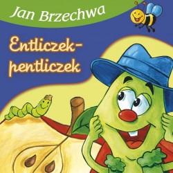 Skrzat Książeczki dla Dzieci Książeczka z Wierszykami JAN BRZECHWA Entliczek-Pentliczek 3821