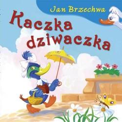 Skrzat Książeczki dla Dzieci Książeczka z Wierszykami JAN BRZECHWA Kaczka-Dziwaczka 4286