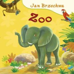 Skrzat Książeczki dla Dzieci Książeczka z Wierszykami JAN BRZECHWA ZOO 4316