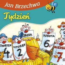 Skrzat Książeczki dla Dzieci Książeczka z Wierszykami JAN BRZECHWA Tydzień 4163