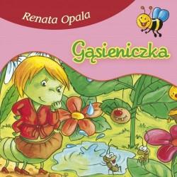 Skrzat Książeczki dla Dzieci Książeczka z Wierszykami RENATA OPALA Gąsieniczka 4897