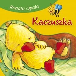 Skrzat Książeczki dla Dzieci Książeczka z Wierszykami RENATA OPALA Kaczuszka 4903