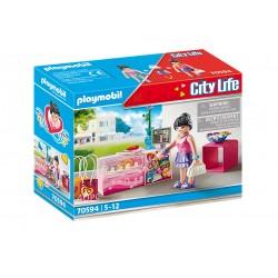 PLAYMOBIL City Life 70594 Modne Akcesoria