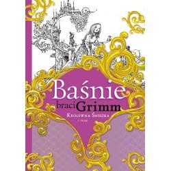 Skrzat Książeczki dla Dzieci BAŚNIE BRACI GRIMM Królewna Śnieżka i Inne 8539