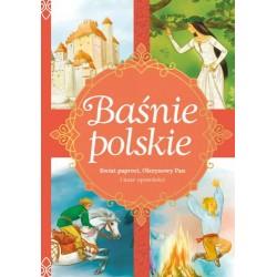 Skrzat Książeczki dla Dzieci BAŚNIE POLSKIE Kwiat Paproci, Olszynowy Pan i Inne Opowieści 5798