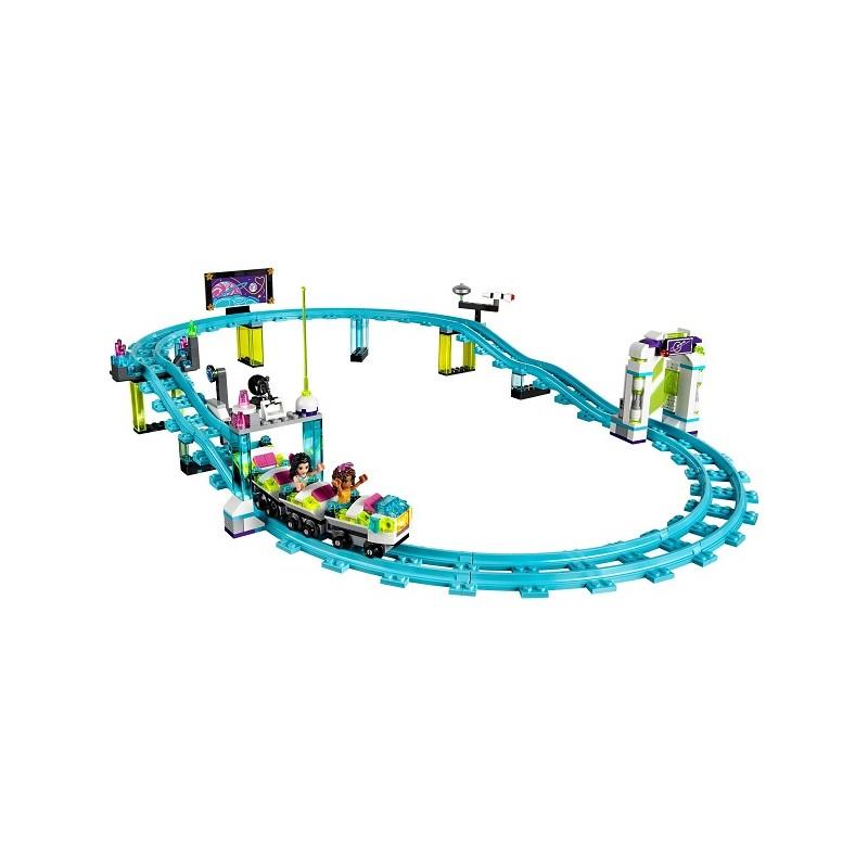 Lego Friends 41130 Kolejka Górska W Parku Rozrywki Nowość 2016 Pan