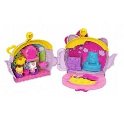 Mattel HELLO KITTY Mini Przygoda Zestaw do Zabawy CZAJNICZEK GVB31