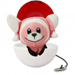 POKEMON Pop Action Figurka Maskotka STUFFUL + POKE BALL 95092