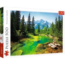 TREFL Puzzle Układanka 500 Elementów Premium Quality WIDOK NA TATRY 37117