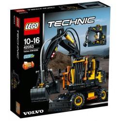 LEGO TECHNIC 42053 Volvo EW 160E - NOWOŚĆ 2016