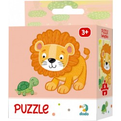 DODO Puzzle Układanka 16 Elementów Puzzle Dla Maluszków LEW 300165