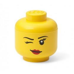 LEGO Pojemnik Głowa MINI Dziewczynka Whinky 3552