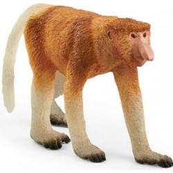 SCHLEICH Figurki Dzikich Zwierząt NOSACZ 14846