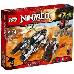 LEGO NINJAGO 70595 Niewykrywalny Pojazd Ninja NOWOŚĆ 2016